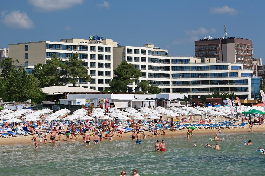 Globus Sunny Beach