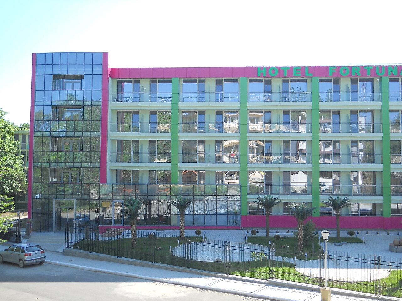 Hotel FORTUNA- Camere Duble- Mic dejun si Pranz