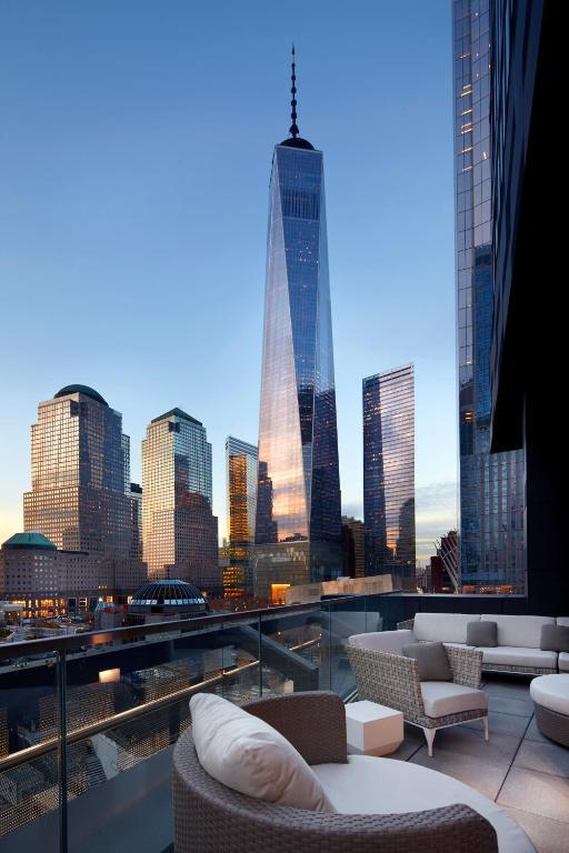 Courtyard World Trade Center