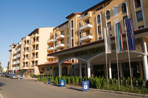 Pmg Royal Sun Apartments