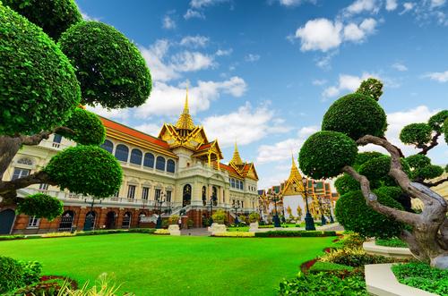 Bangkok - Kuala Lumpur - Singapore