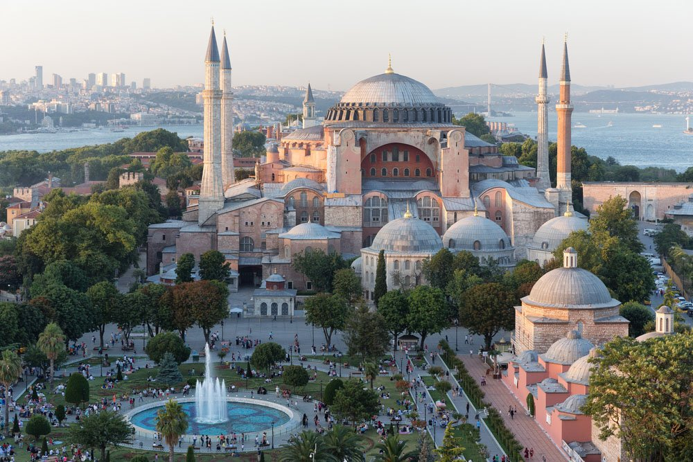 PASTE ORTODOX TURCIA - ISTANBUL