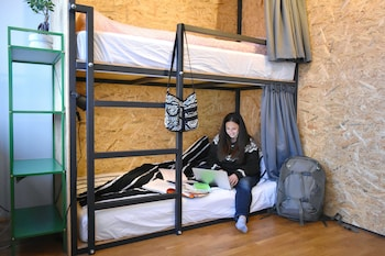 Vibrant Iceland Hostel