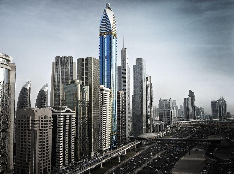 Rose Rayhaan Dubai by Rotana