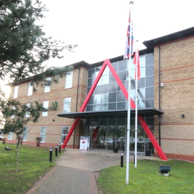 RAMADA STANSTED AIRPORT (LONDON STANSTED AIRPORT, 58 KM FROM LONDON)