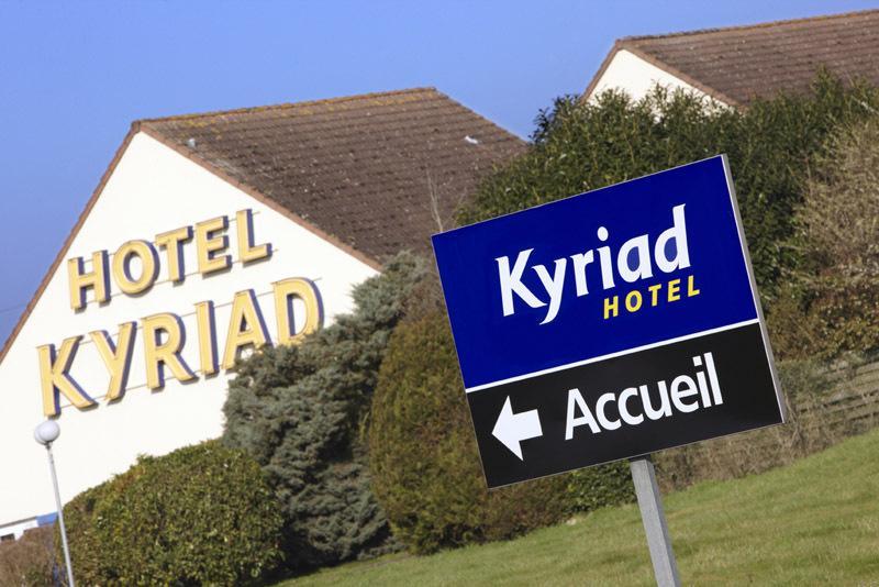Kyriad Plaisir St Quentin En Yvelines