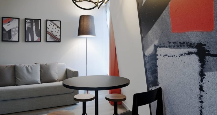Hipark Design Suites Paris La Villette