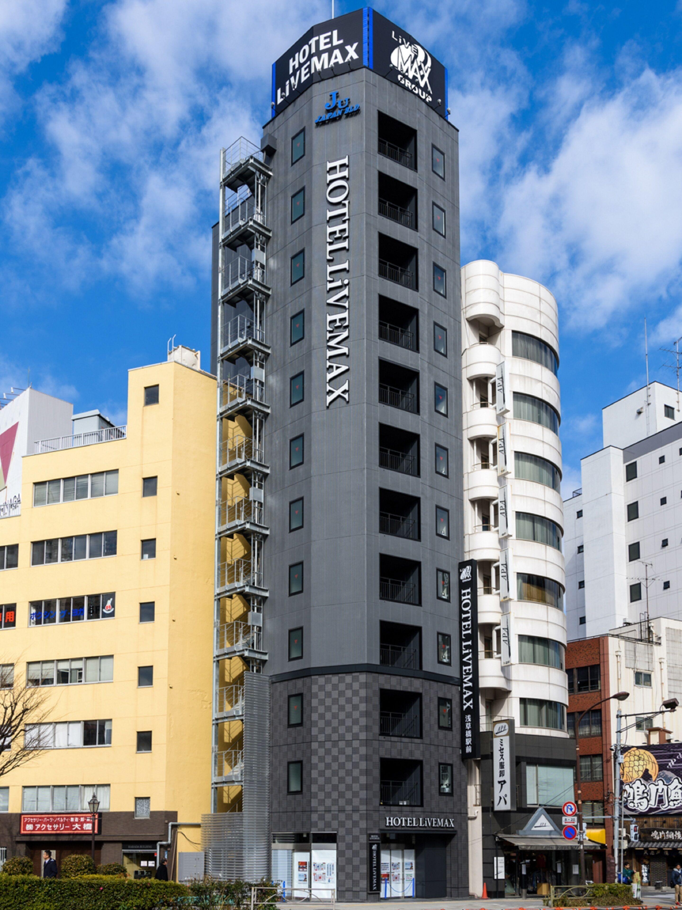 Livemax Asakusabashi-ekimae