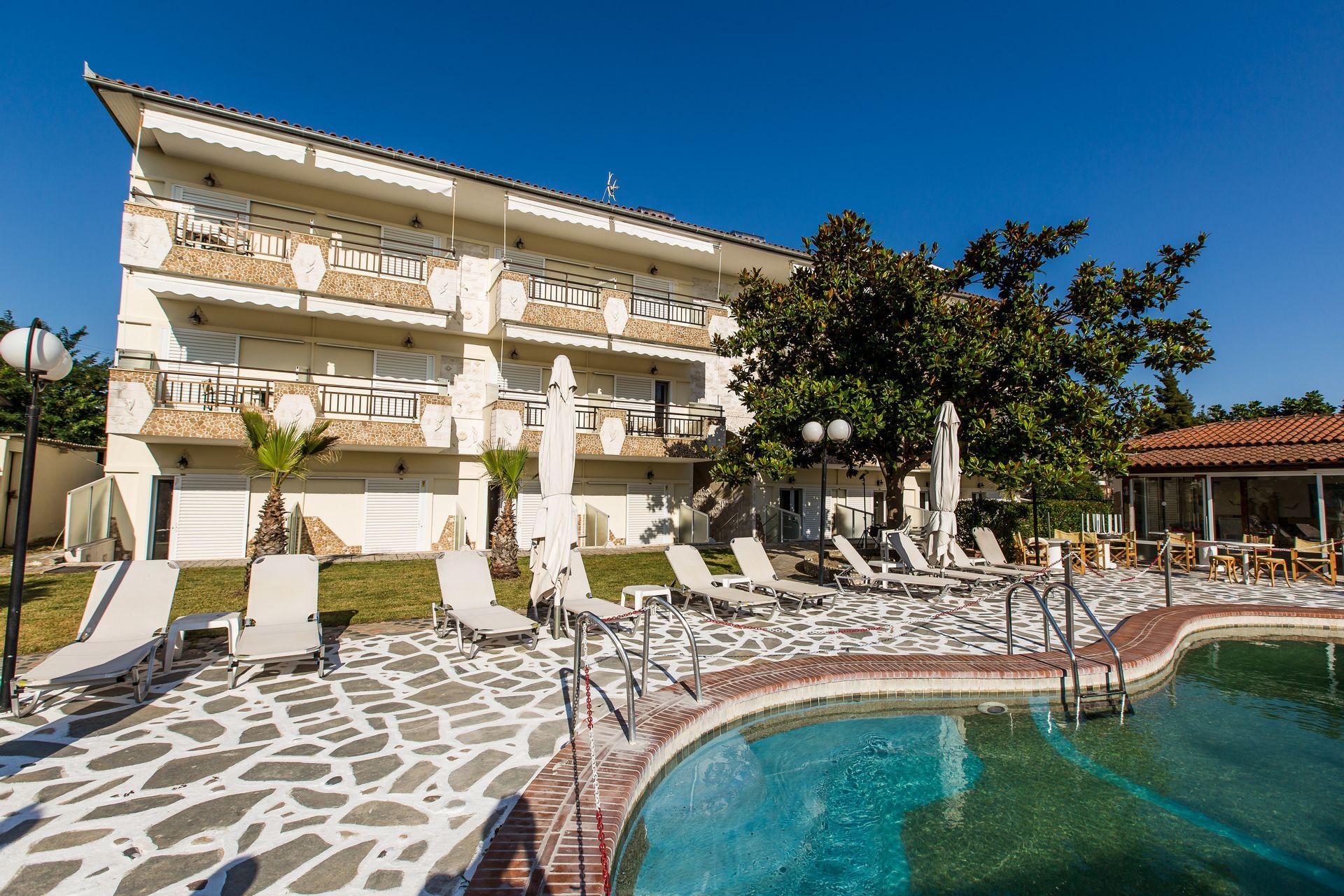 Greek Pride Themelis Hotel