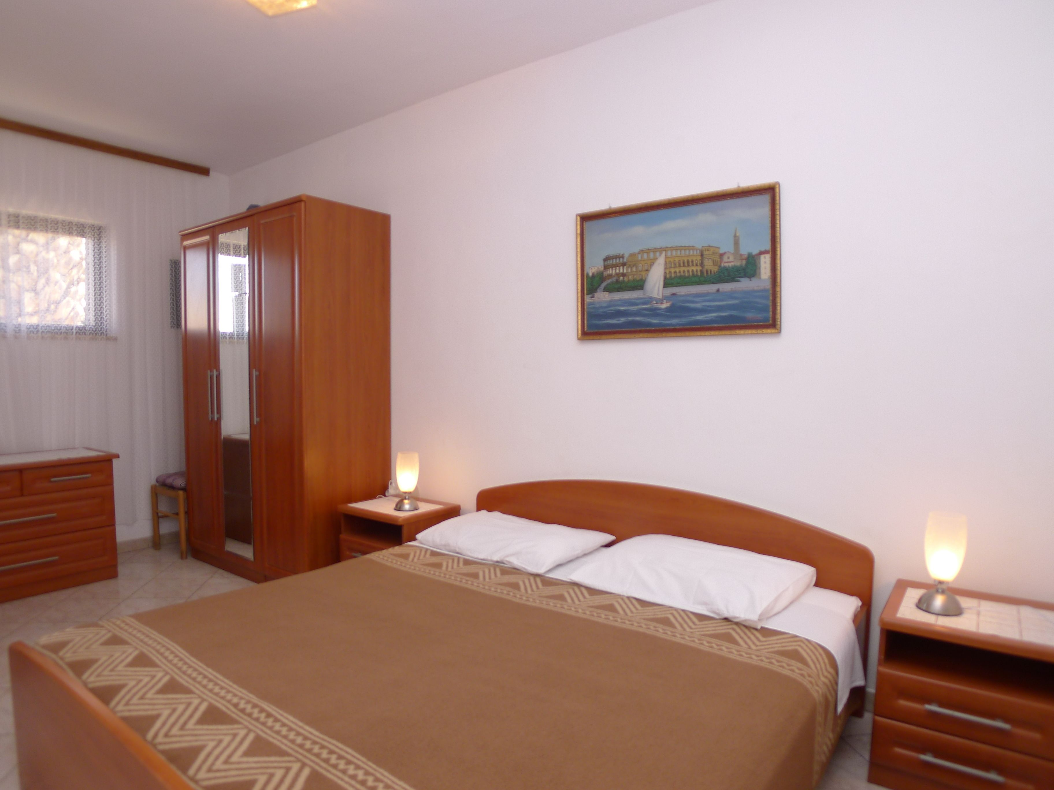 Apartment For Two Persons With Swimming Pool Only 450m From Beach