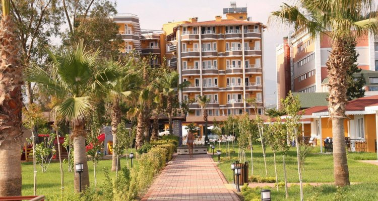 Senza Inova Beach Hotel - All Inclusive