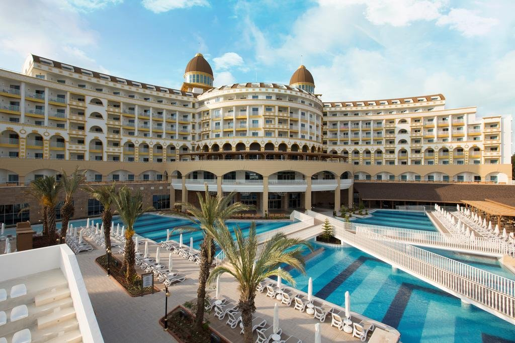 KIRMAN HOTELS SIDEMARIN BEACH AND SPA