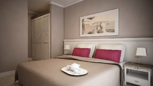 White Rock Castle Suites