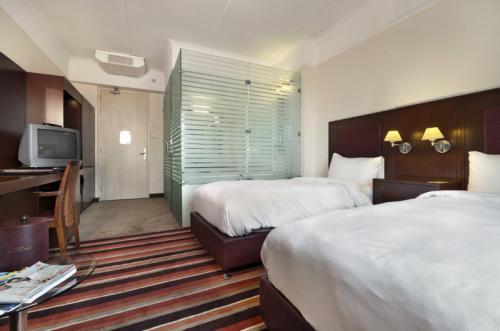 The Grand Hotel Winston (Zona The Hague)