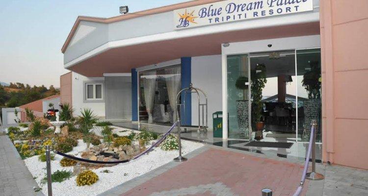 Hotel Blue Dream Palace Tripiti Resort