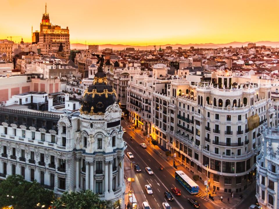 Spania - Clasica