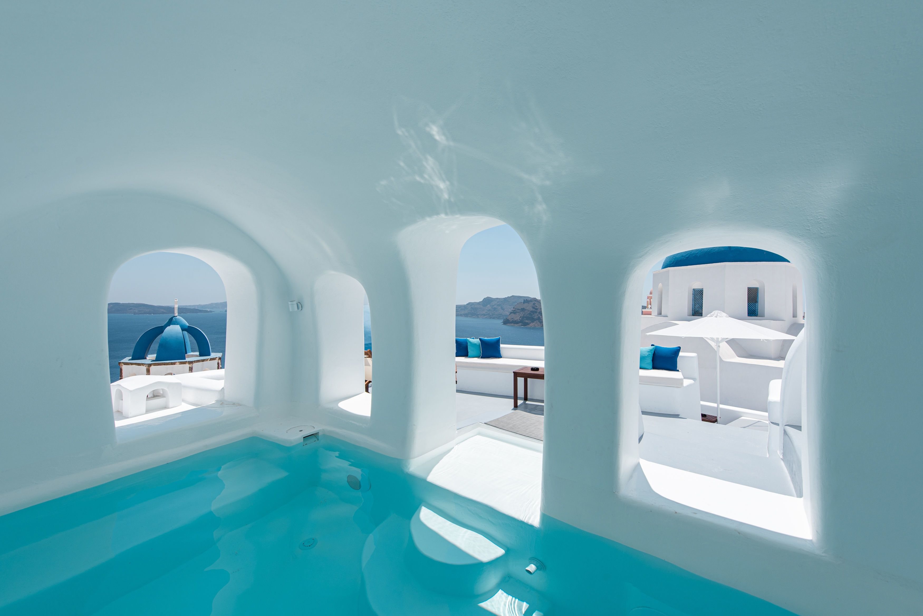 Oia Spirit Studios - Adults Only