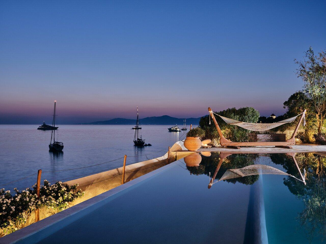 Belvedere Mykonos - Waterfront Villa And Suites