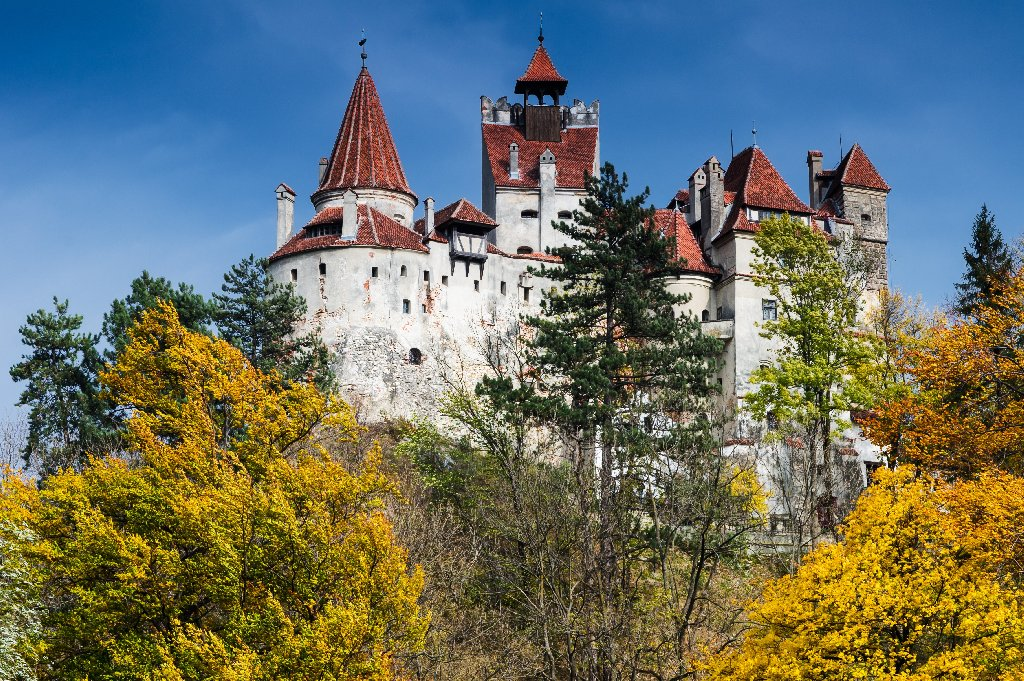 ROMANIA 2021 - Excursie 1 zi Pe urmele regilor