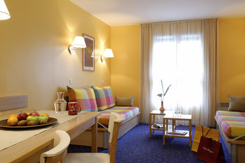 The Hotel Adagio Marne la Vall?e Val dEurope (Adagio City Aparthotel Val dEurope)