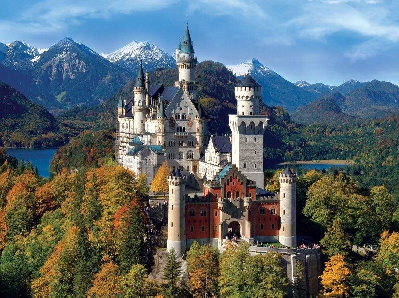 Circuit AUSTRIA si Castelele BAVARIEI