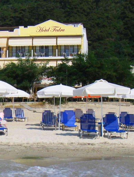 FEDRA Hotel, Golden Beach