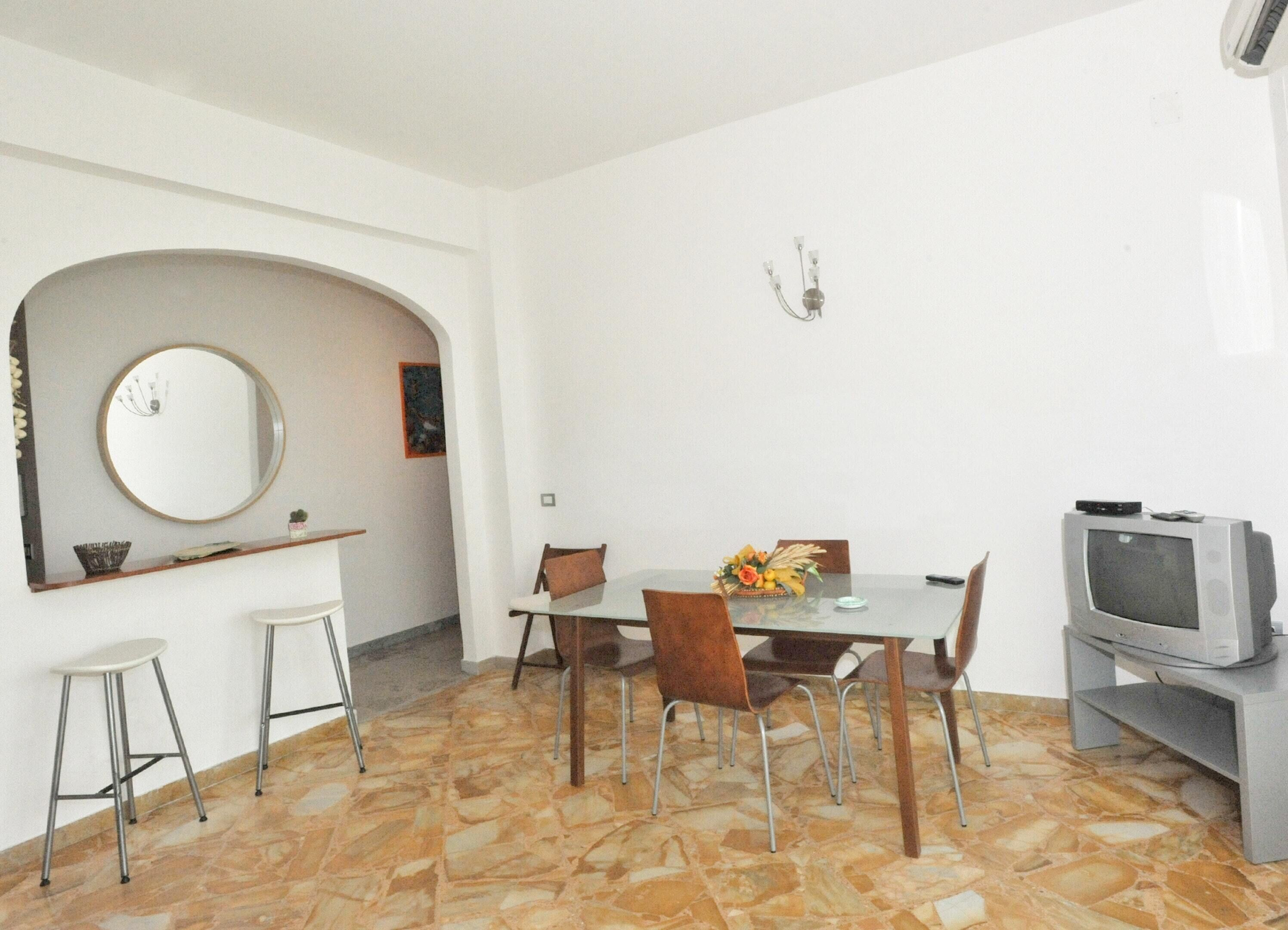 Apartment With One Bedroom In Maiori,  With Wonderful Sea View,  Furnish
