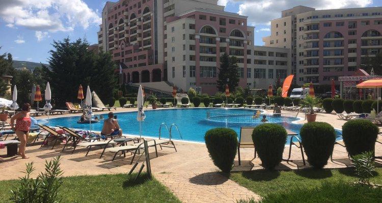 Sunny Beach Plaza Apartments