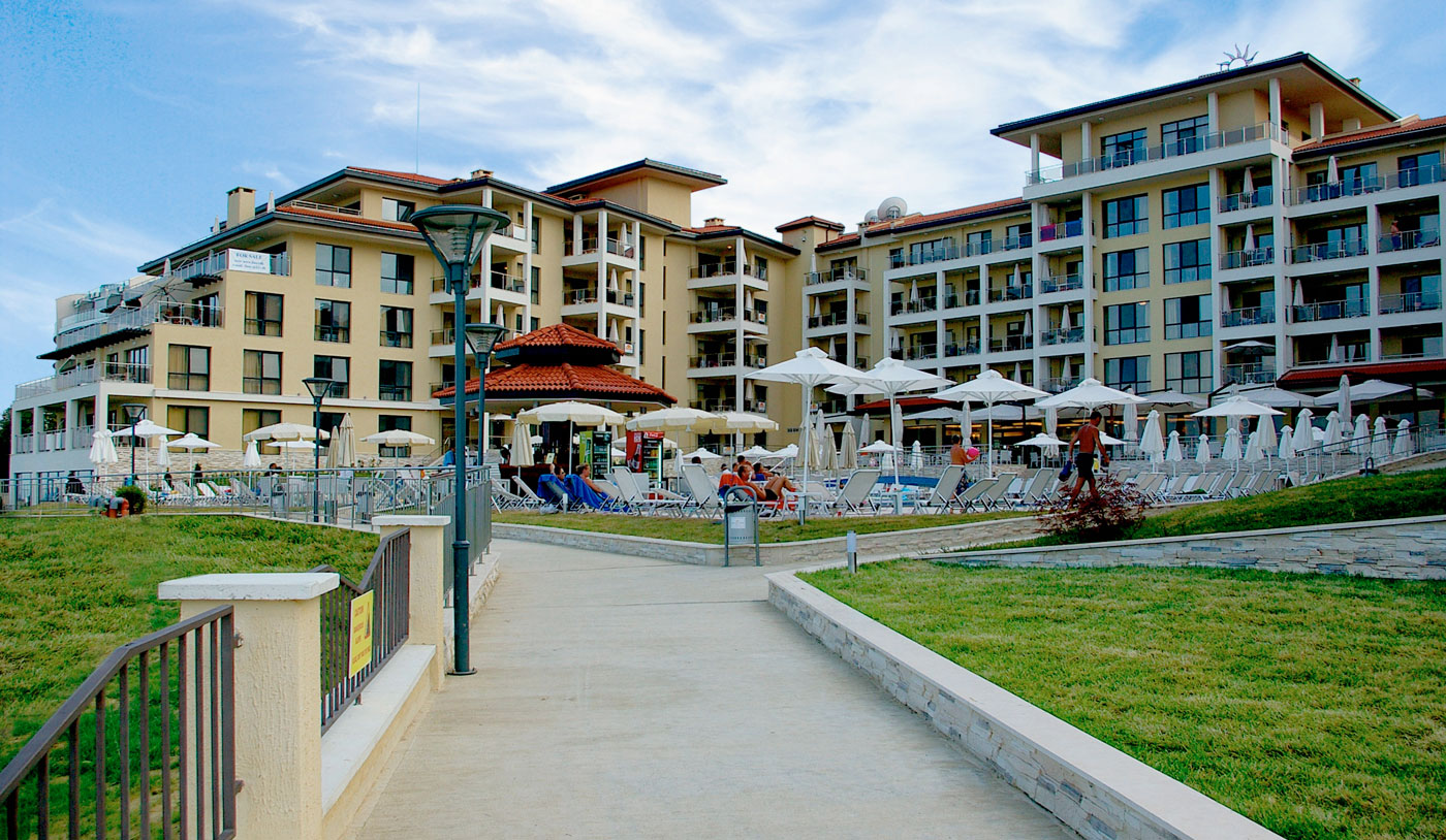 Byala Beach Resort AH