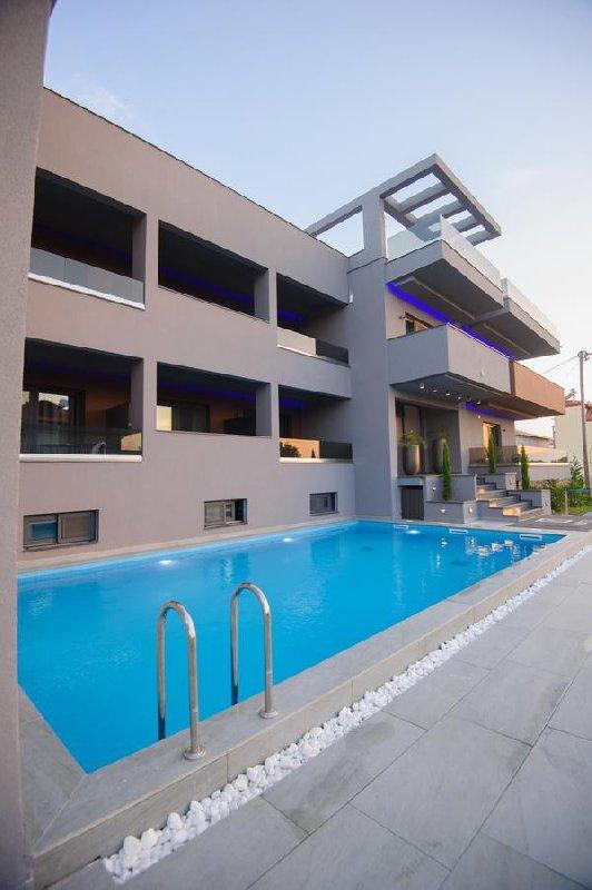 YAKINTHOS Hotel, Paralia