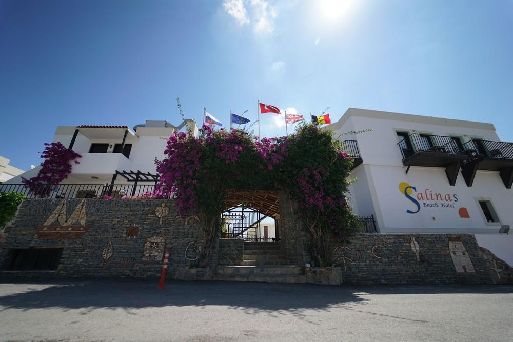 SALINAS HOTEL BODRUM