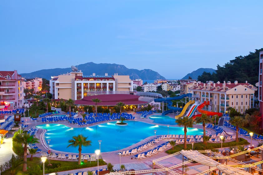 Green Nature Resort&Spa