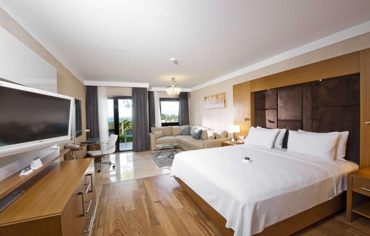 HILTON  BODRUM TURKBUKU RESORT&SPA HOTEL(EX BODRUM PRINCESS)