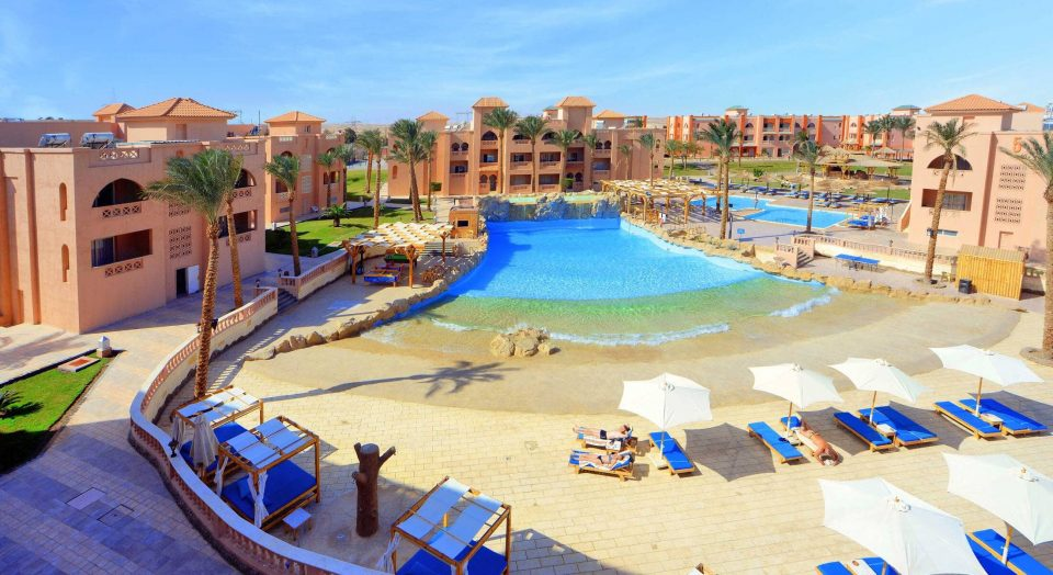 ALBATROS AQUA BLU RESORT HURGHADA (EX. SEA WORLD RESORT)