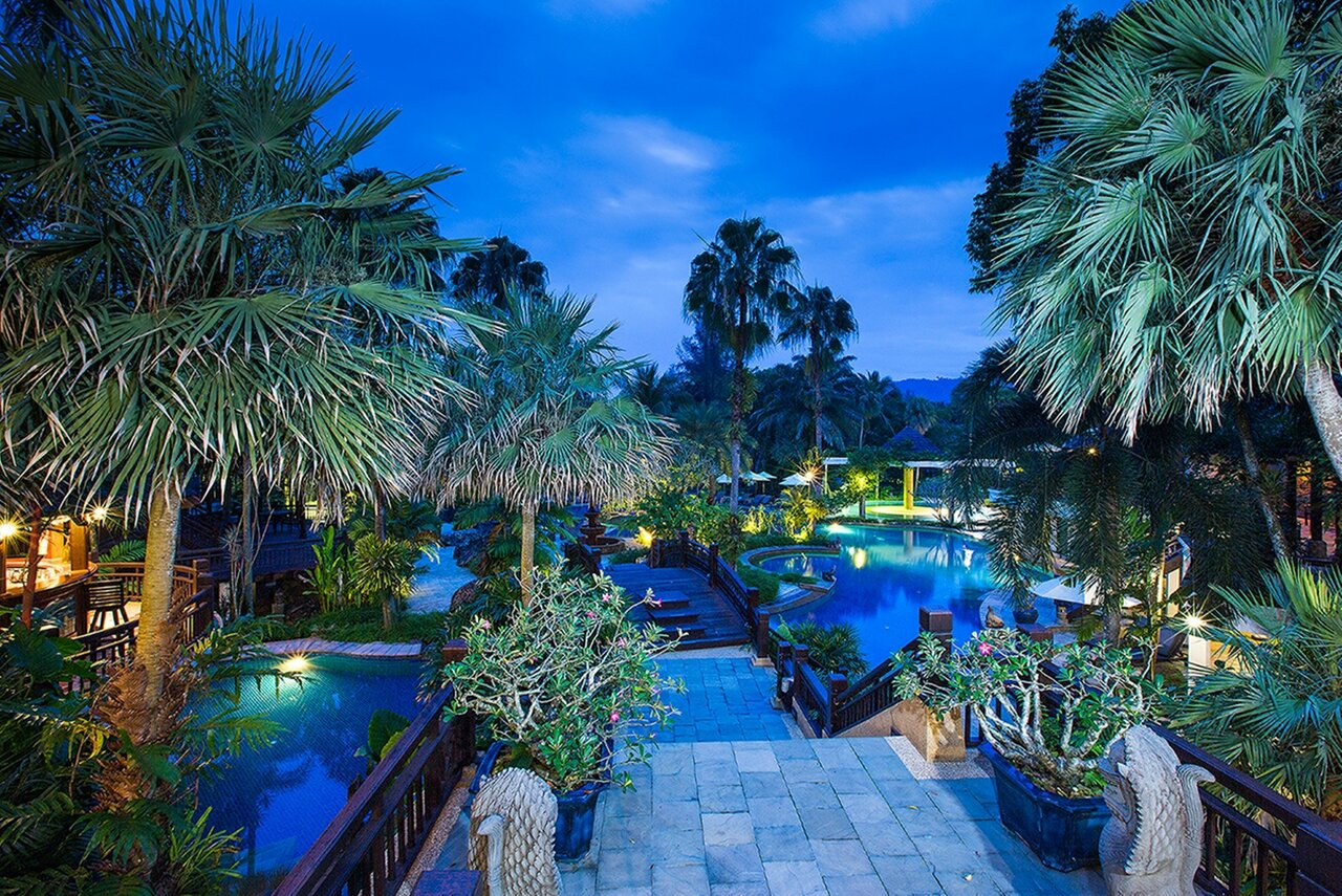 Hotspring Beach Resort And Spa Phang Nga Hotel