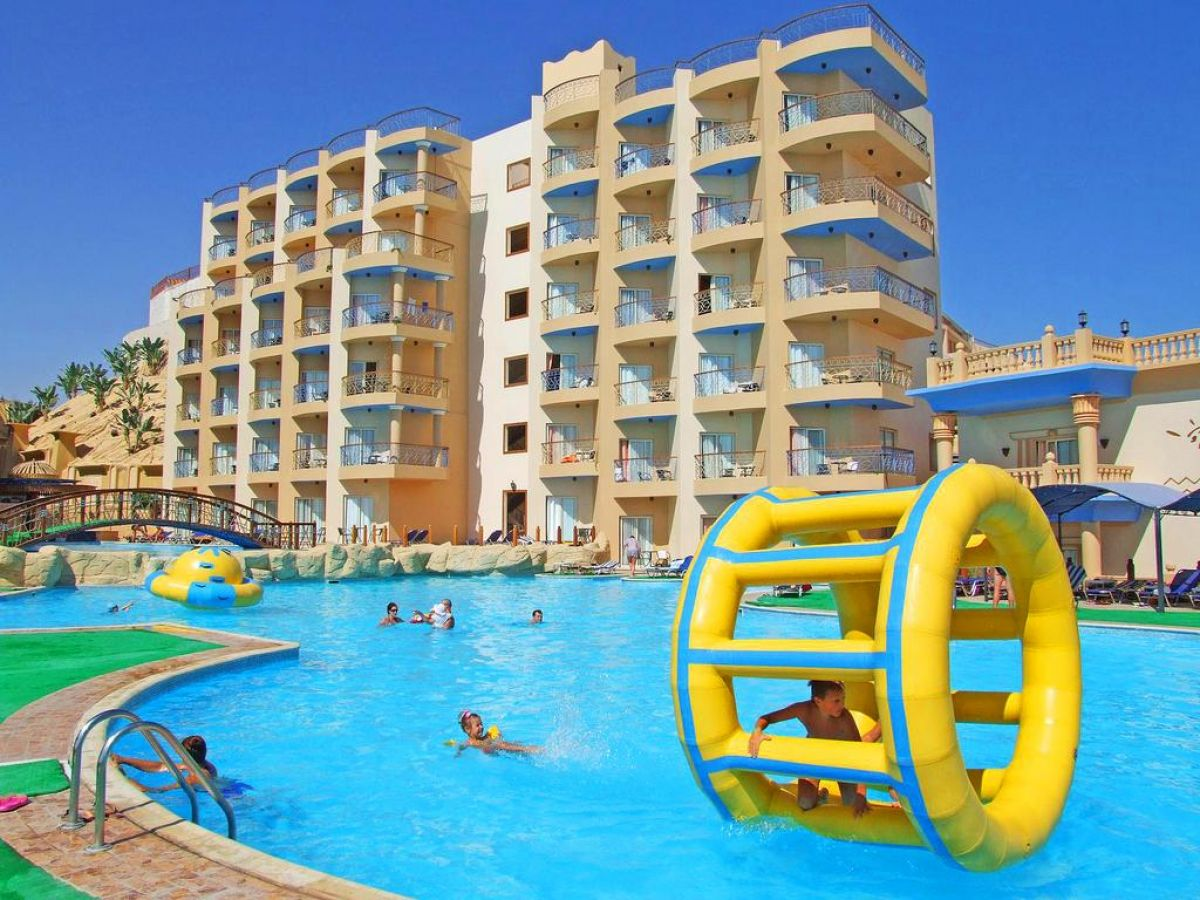 SPHINX AQUA PARK BEACH RESORT