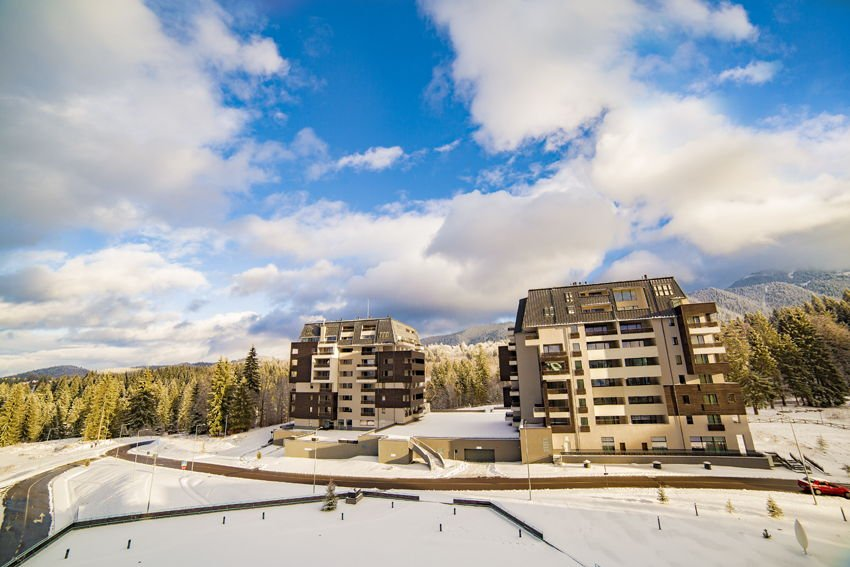 Resort Silver Mountain