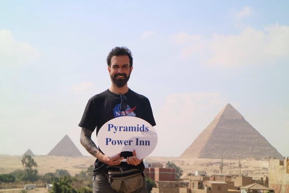 Pyramids Power Inn