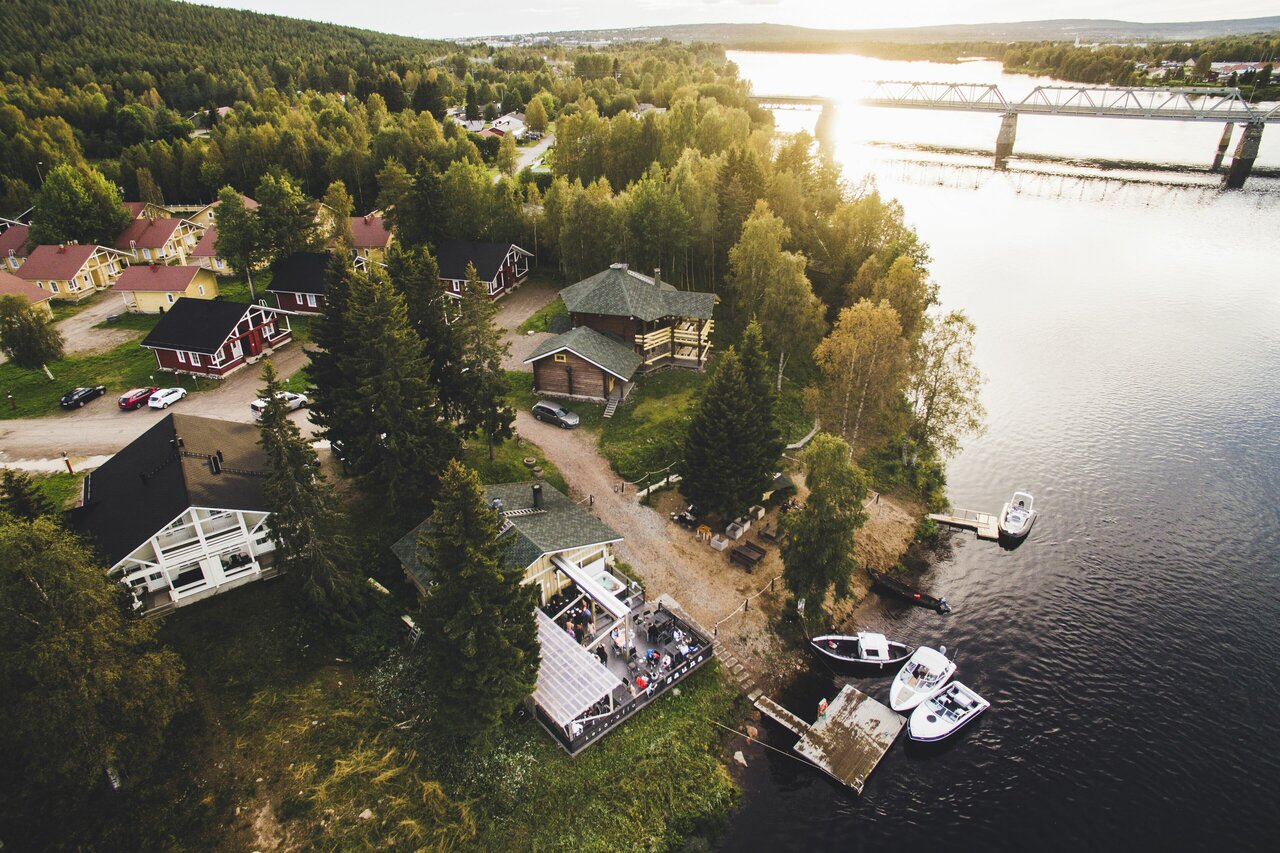 Lapland Hotel Ounasavaara Chalets