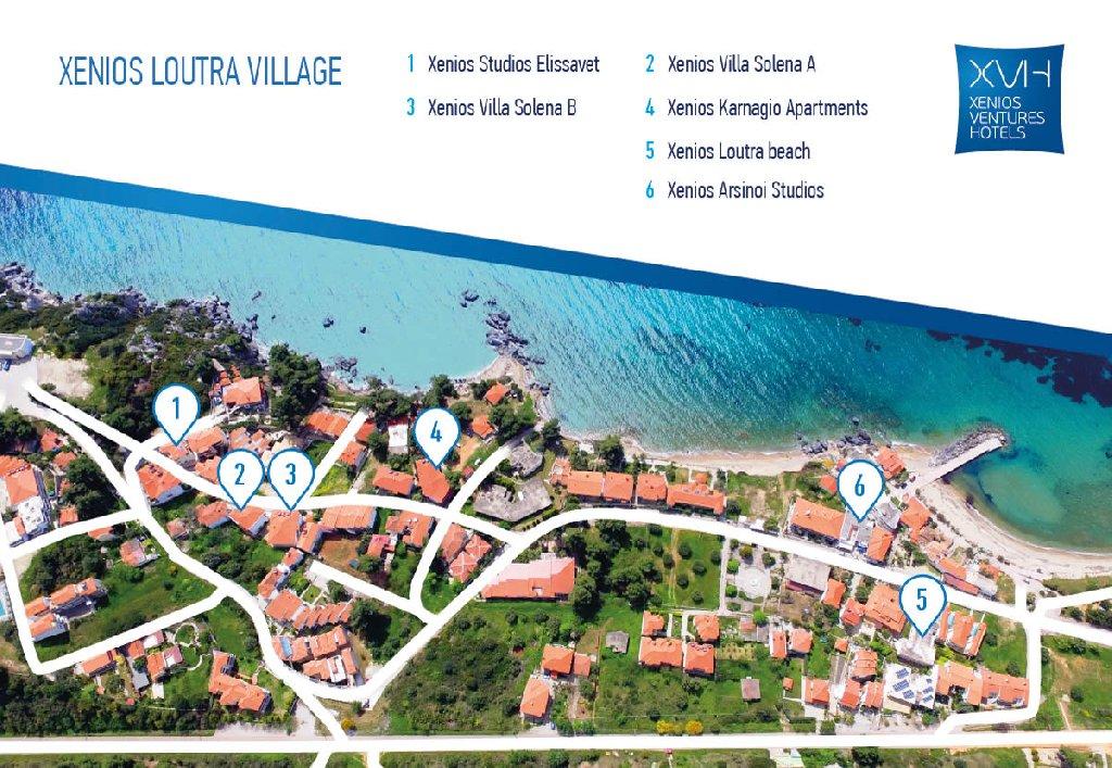 Loutra Village (Agia Paraskevi)
