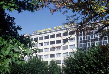 Adagio Geneve Mont Blanc