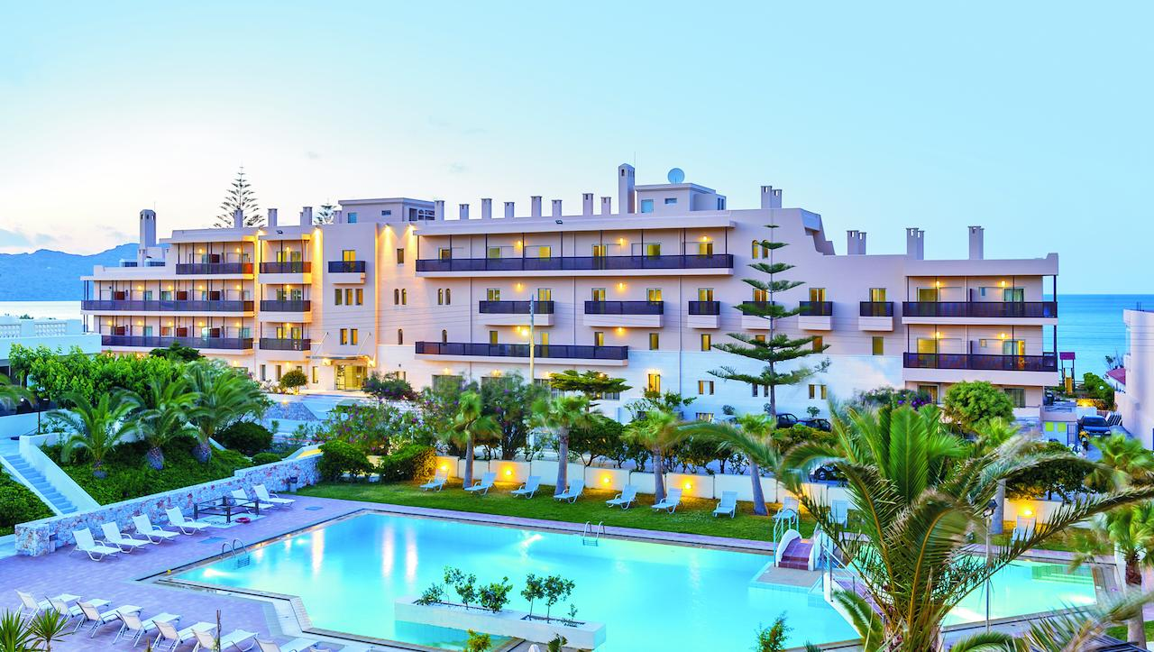 SANTA MARINA BEACH RESORT GIANNOULIS HOTELS