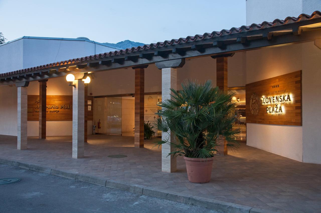 Hotel Slovenska Plaza
