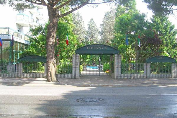 New Tiffany's Park