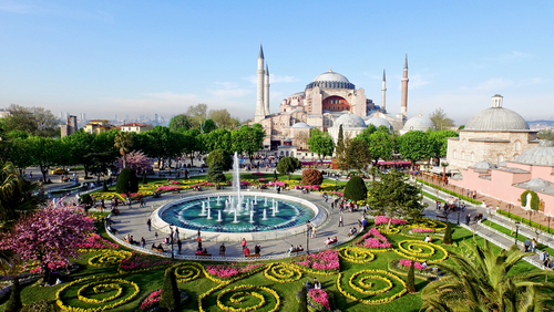 REVELION 2022 la ISTANBUL Avion 4*