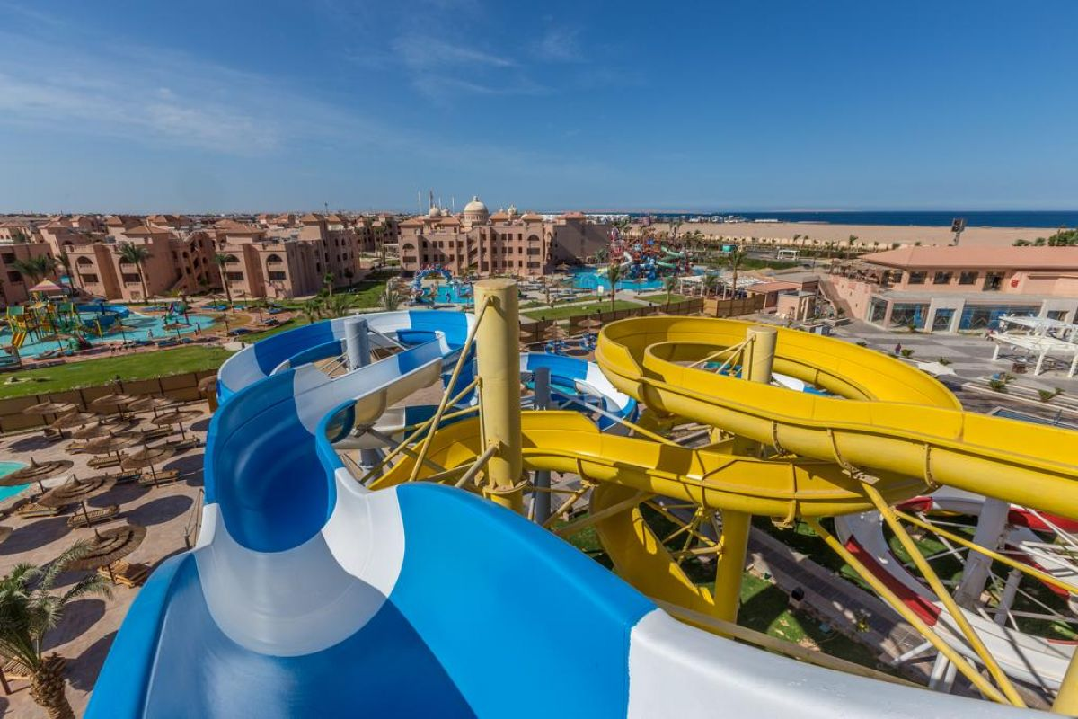 AQUA BLU RESORT (ex. Albatros Sea World Resort, ex Pickalbatros Sea World )