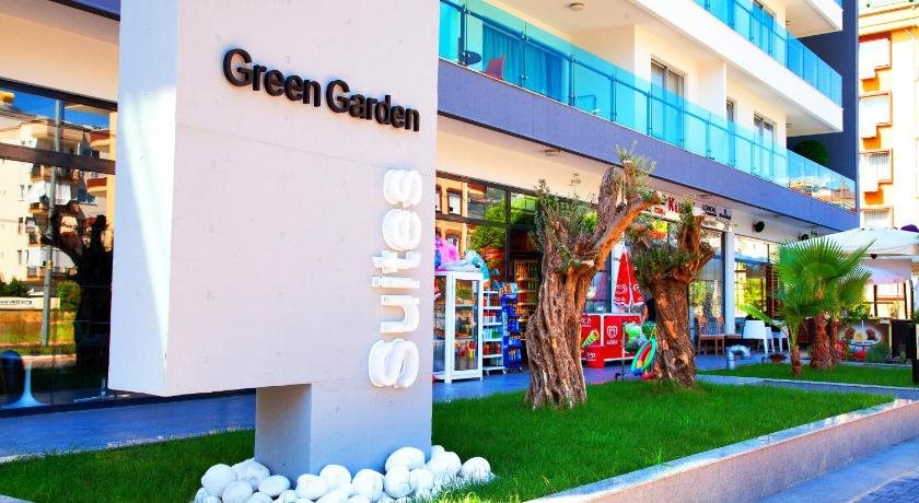 Green Garden Suites