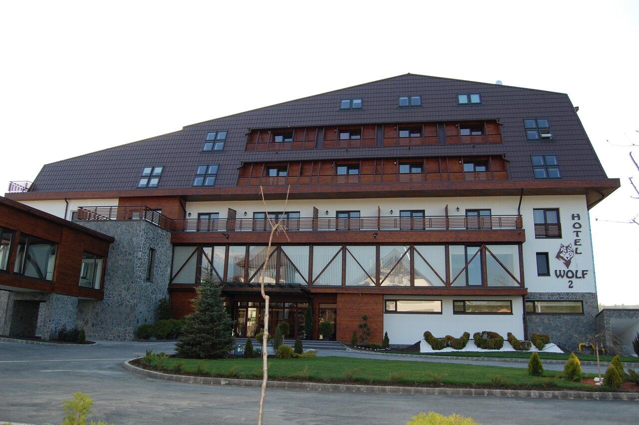 Hotel Wolf 2 - Craciun