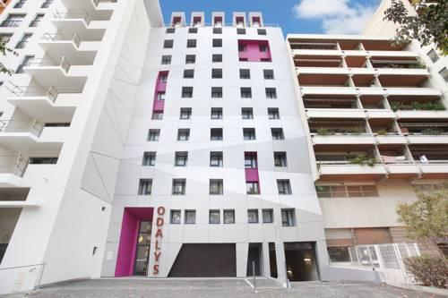 Odalys City Marseille Le Dôme