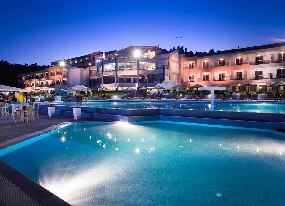 Blue Dream Palace, Thassos